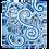 Thumbnail: Blobbo Flash of Life Tapestry