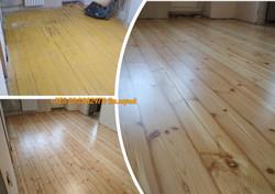 деревянный пол. ремонт