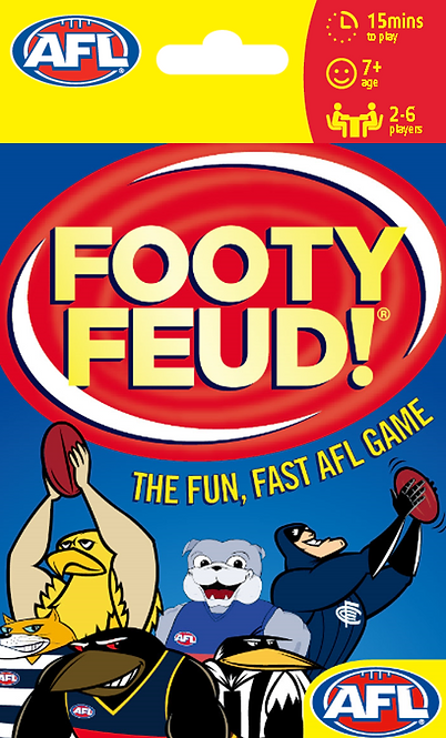 Footy Feud! with FREE shipping