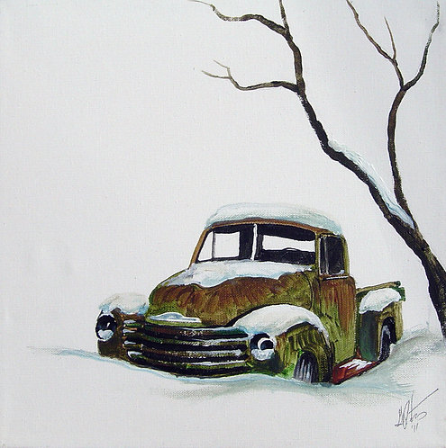 Cold Steel chevy