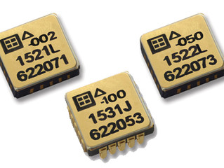 Silicon Designs Announces Immediate Availability of  MEMS Capacitive Accelerometer Chips