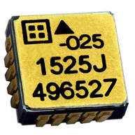 New Inertial-Grade MEMS Capacitive Accelerometers Feature Internal Temperature Compensation