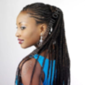 Cornrows African Hair Braiding Cincinnati by Kadija African Hair Brading