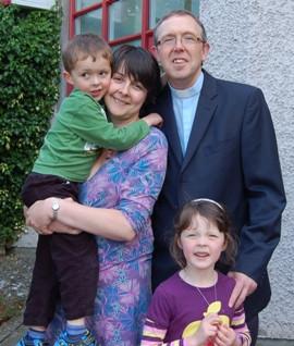 Rev Colin Milligan