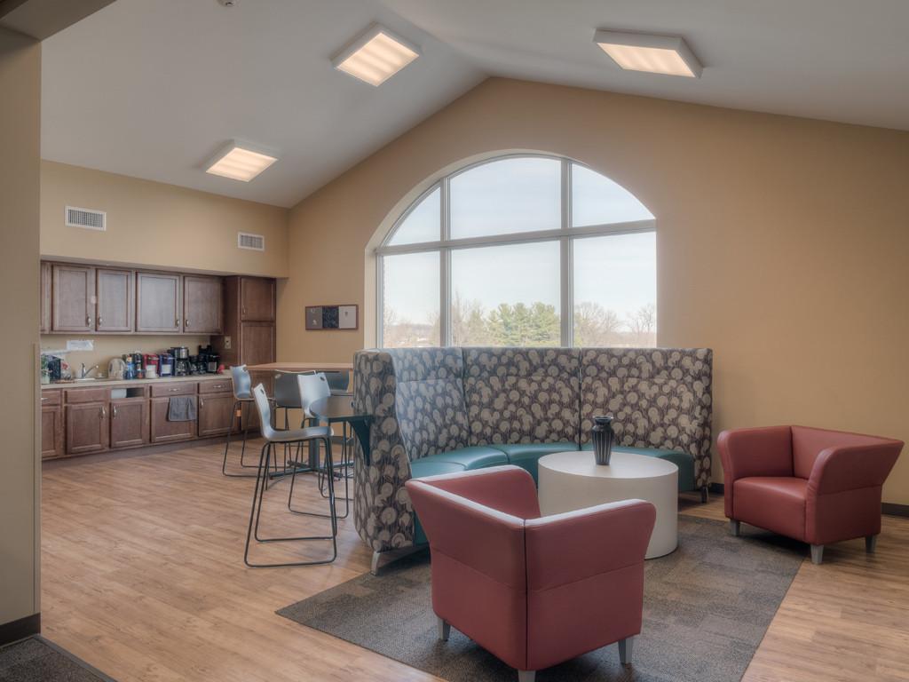Gci design inc commercial interior design lancaster - Tarrant county college interior design ...