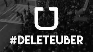 Uber Leases and the #Deleteuber Damage