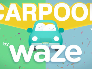 Waze Carpool joins ride-hailing service competitors Uber Car and Lyft