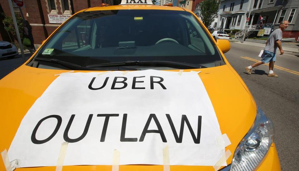 Uber car financing