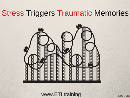 Stress Triggers Traumatic Memories