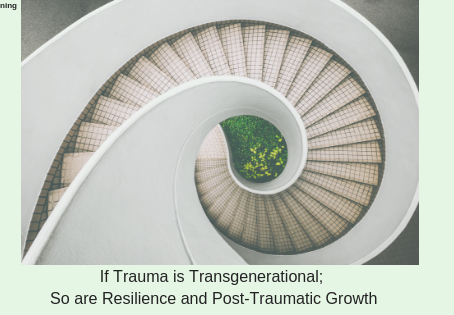 If Trauma Is Transgenerational, So Are Resilience and PTG