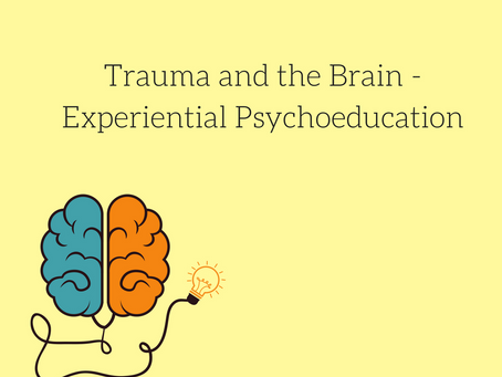 Introduction to Trauma and the Brain 1-2-3
