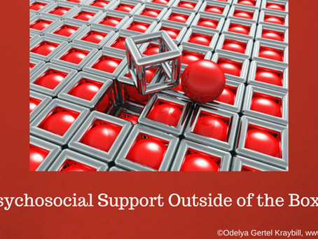 Psychosocial Support Outside the Box