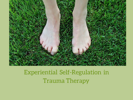 Experiential Self-Regulation in Trauma Therapy