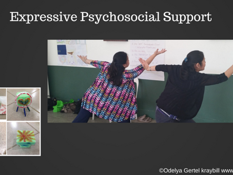Guidelines for Expressive Psychosocial Support