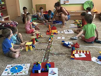 odpolední kemp Technický svět dětem