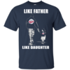 MN Twins Father's Day Shirt
