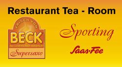 Tea Room Sporting