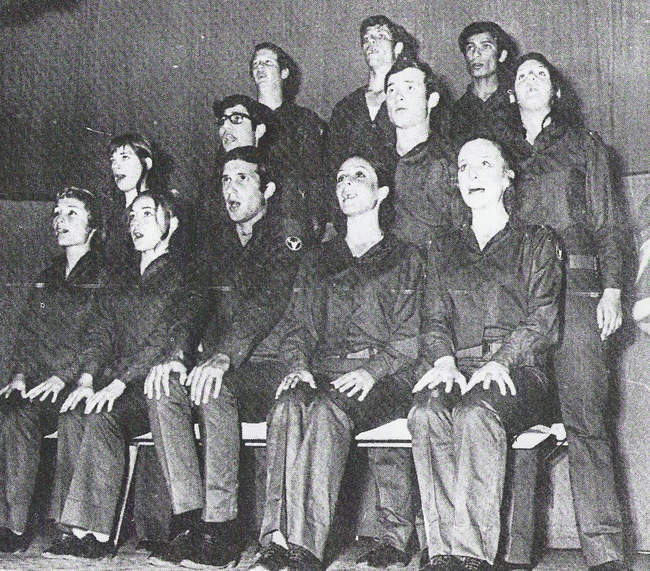 להקת פיקוד צפון | 1969-1971
