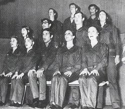 להקת פיקוד צפון   1969-1971
