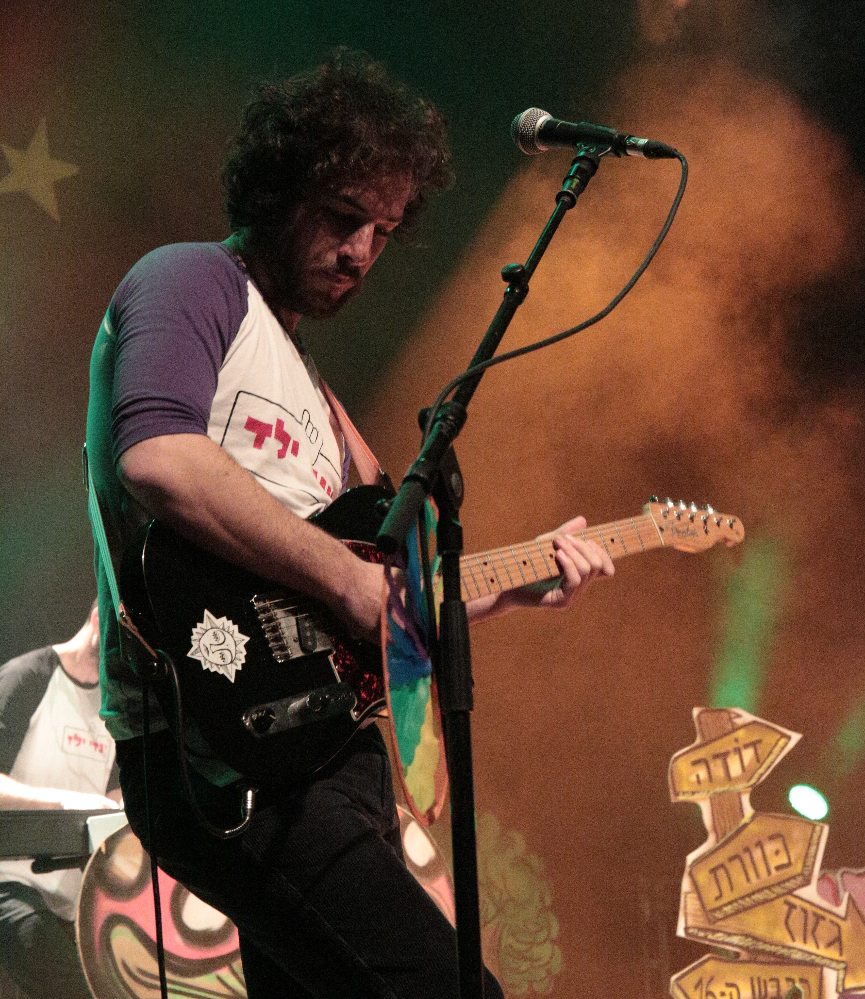 אוראל תמוז | גיטרה חשמלית