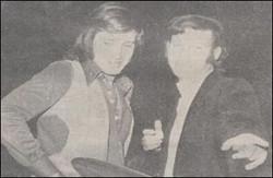 יגאל בשן וגדי יגיל בצוותא   1974