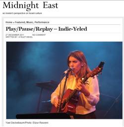 Midnight East 27-12-11