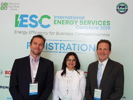 Meetings in India: Energy Efficiency, Financing and Chicken Tikka!