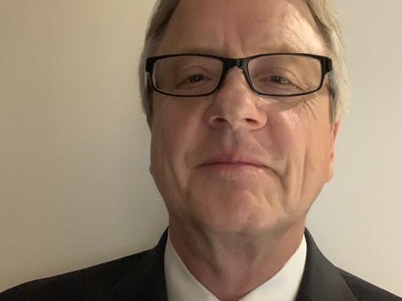 New Team Member: Richard 'Dick' Edwards, Senior Partner