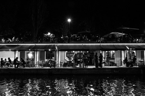 Quai de la Loire, 22h