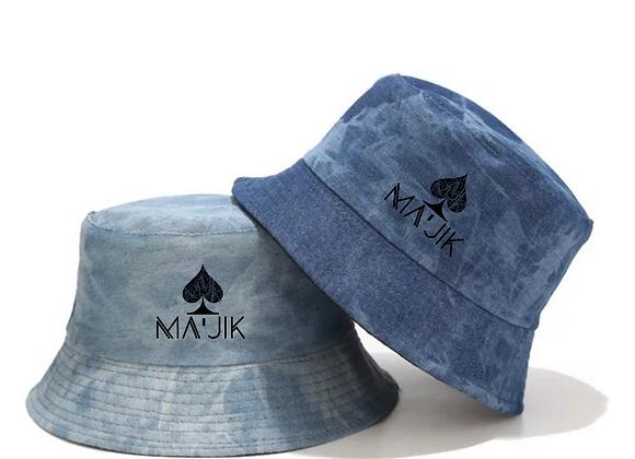 Ma'Jik Blue Jean Bucket Hat