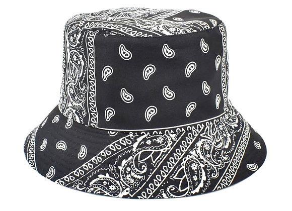 Black Bandana Bucket