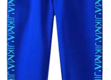 Blue Ma'Jik Joggers