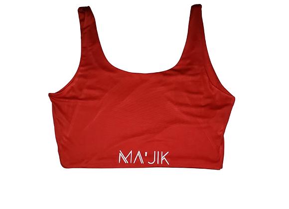 Ma'Jik Cropped Tank Top