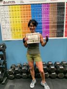 Maddie Pereyra Iron Haven Fitness CrossFit