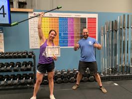 Heather Lipana Iron Haven Fitness Level Method