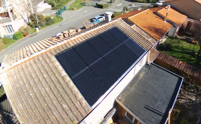 Installation Photovoltaïque 3kWc Easy Roof Evolution