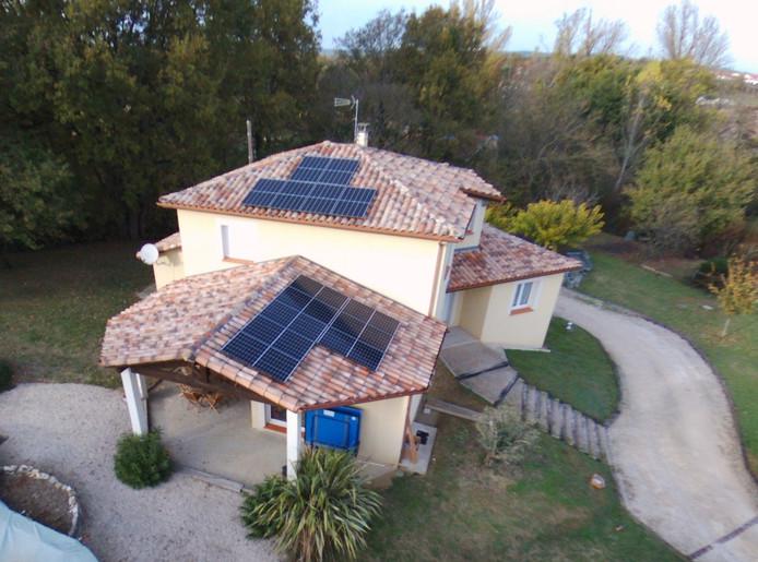 Photovoltaïque 4.4kWc Toulouse
