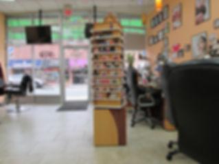 nail salon | Essie