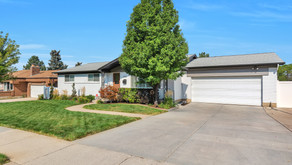 Just Listed Cottonwood Heights $775K
