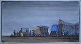 Kenneth Broad, The Circus at Southwold