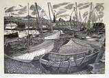 Guy Mallet,  Rye Harbour