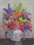 Dorcie Sykes, Flower Study