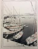 John Edgar Platt, The Port of St Tropez