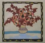 Hugh Wallis, Beech Leaves and Poppies