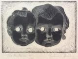 Gertrude Hermes, Two Children