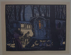 Eric Hesketh Hubbard, The Camp Fire