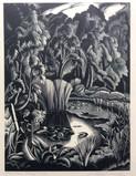 Clifford Webb, The Pond, Abinger