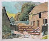 Alice M Coats, The Farm Gate