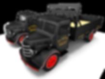 Bedford Trucks OSBT OSLB 3D Truck