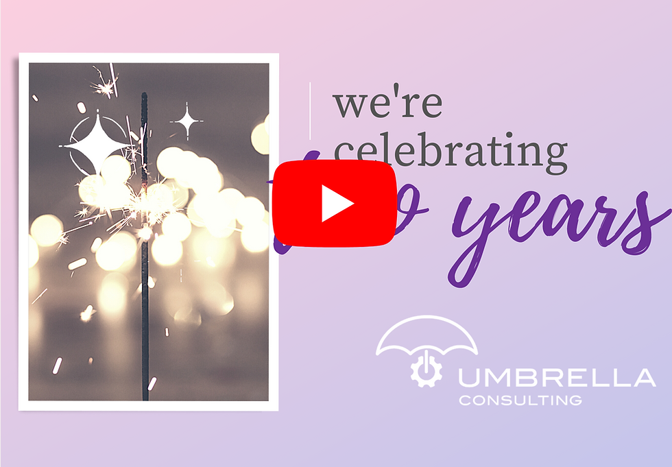 It's Our 2nd Birthday!